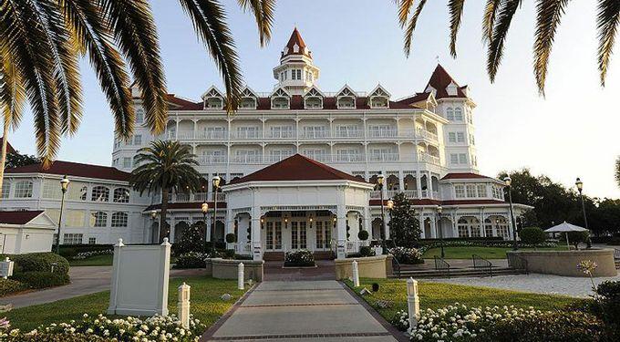 DISNEY´S GRAND FLORIDIAN RESORT & SPA