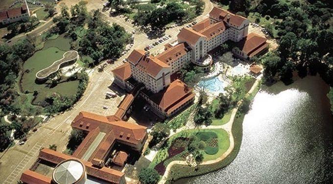 Tauá Grande Hotel e Termas de Araxa